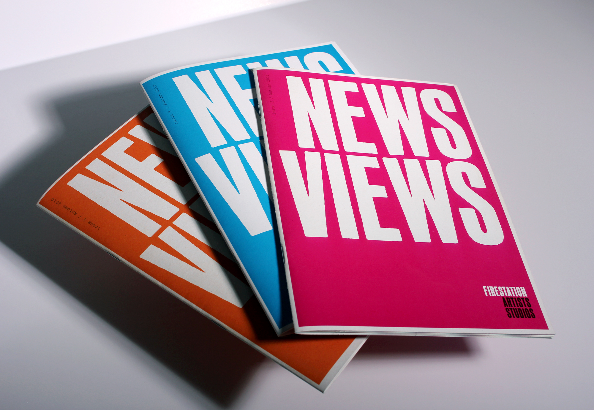 Cover image: NEWS VIEWS (2010 – 2013)