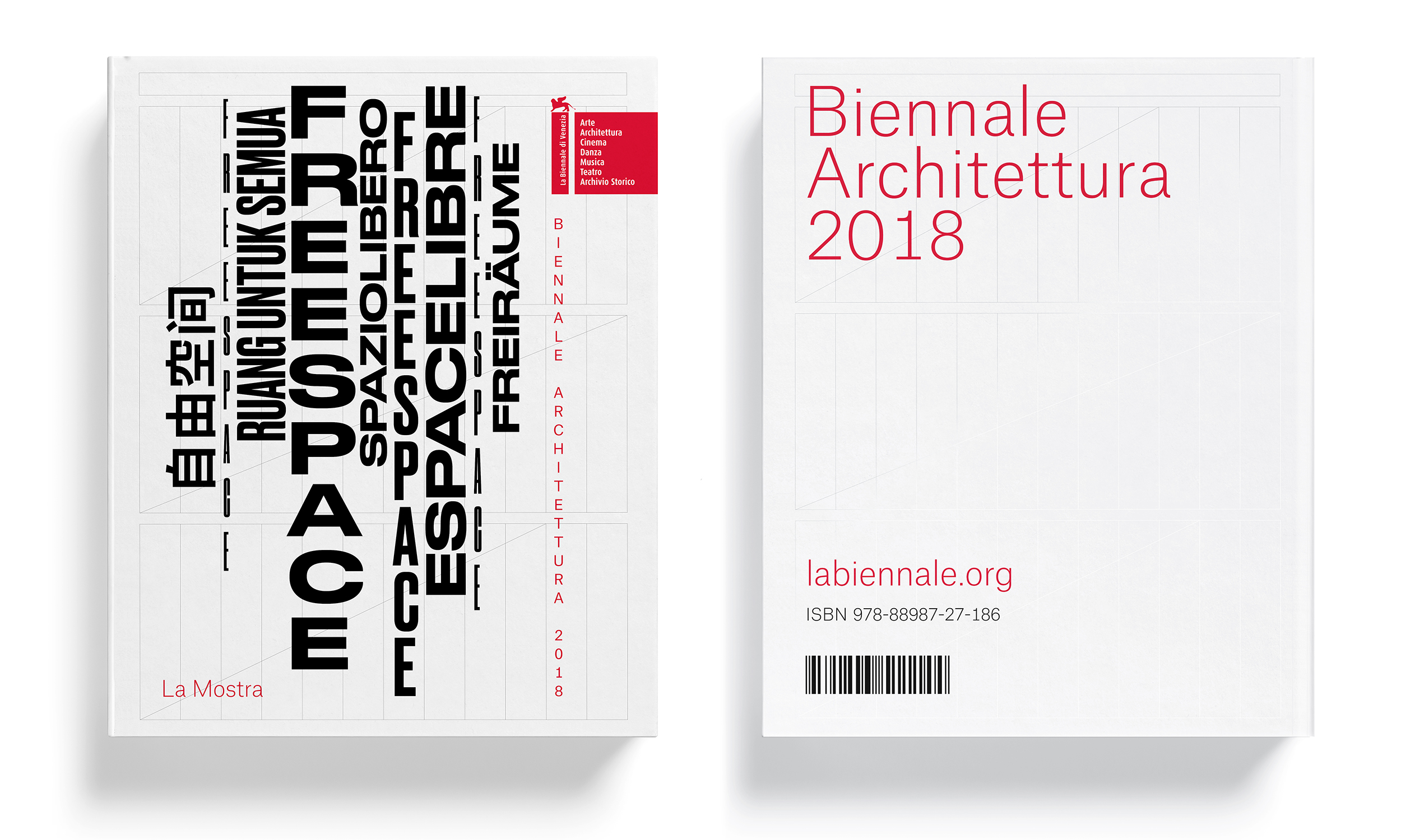Cover image: FREESPACE – The Official Catalogue of the 16th International Architecture Exhibition (La Biennale di