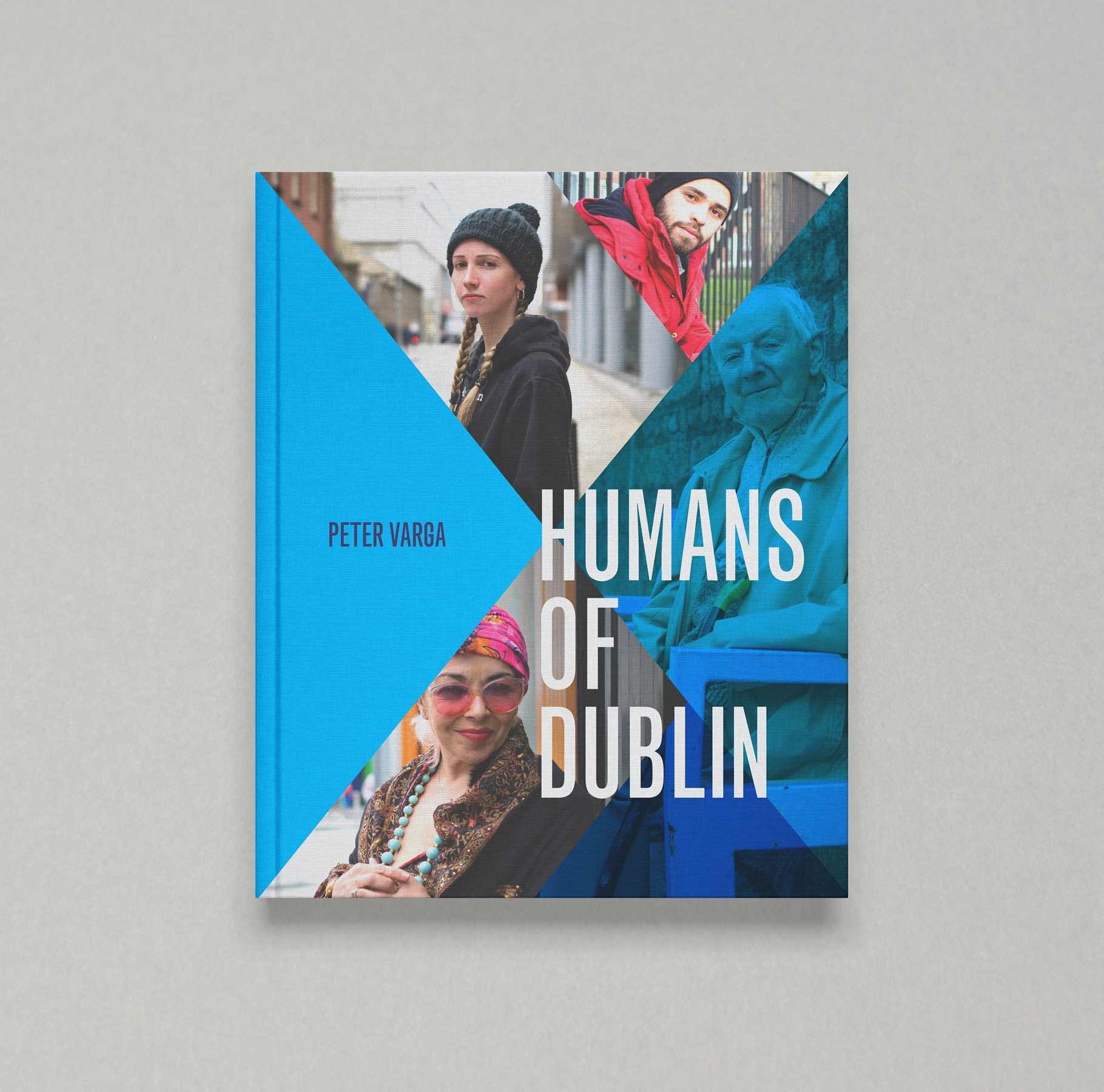Cover image: Humans of Dublin