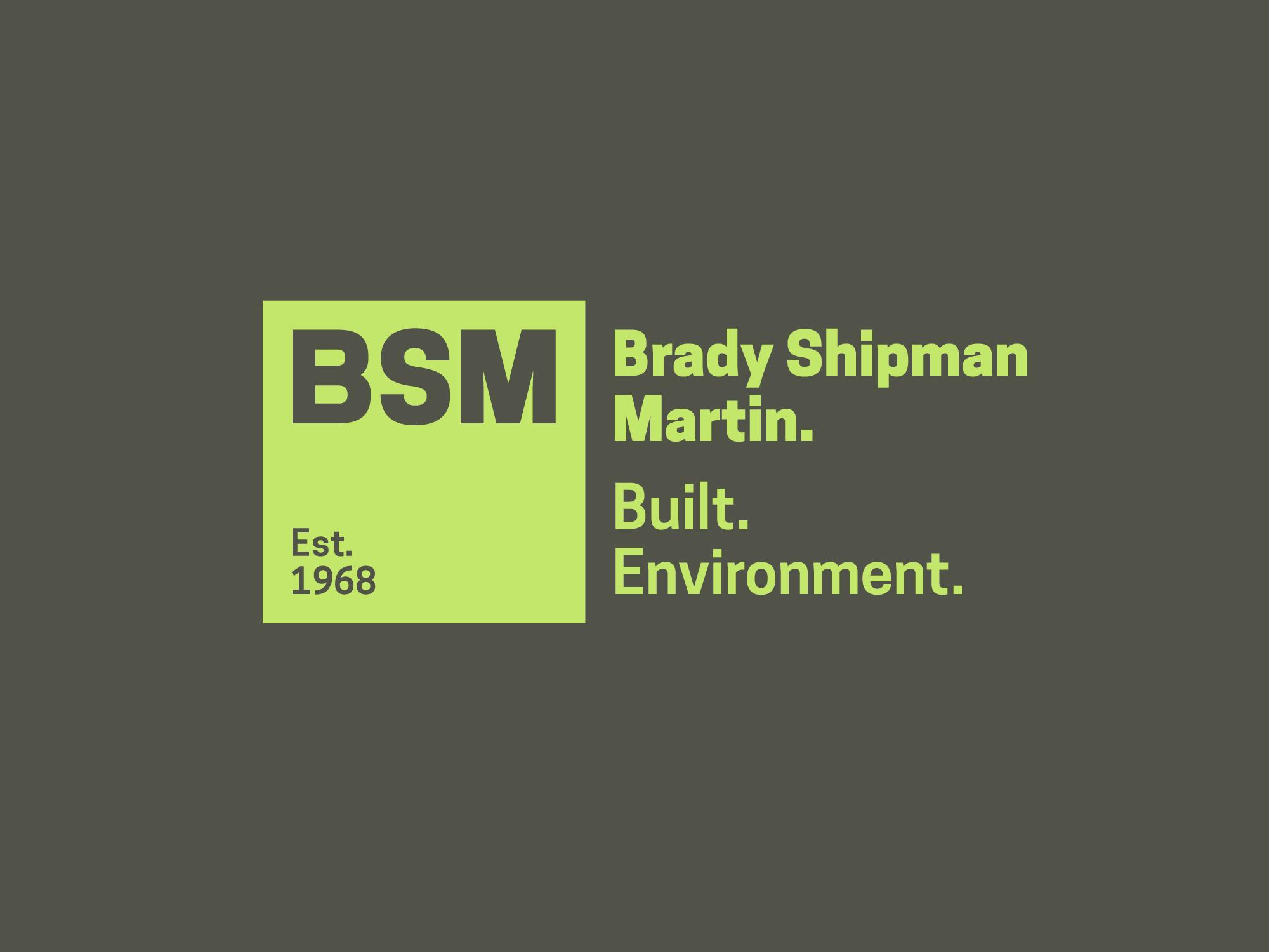 Cover image: BSM Identity