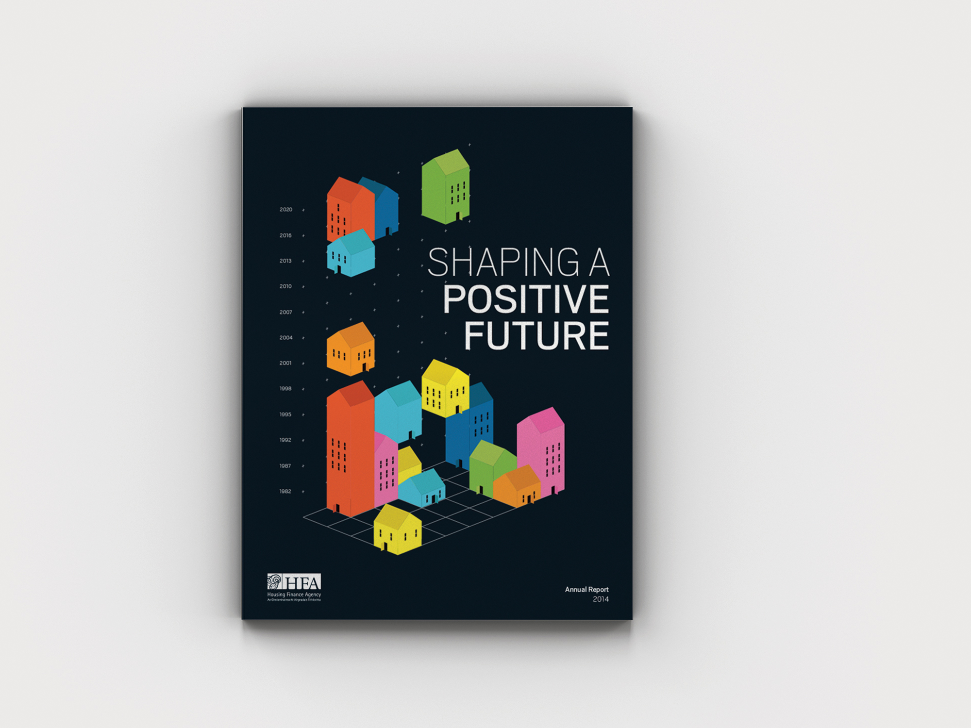 Cover image: HFA Annual Report 2014