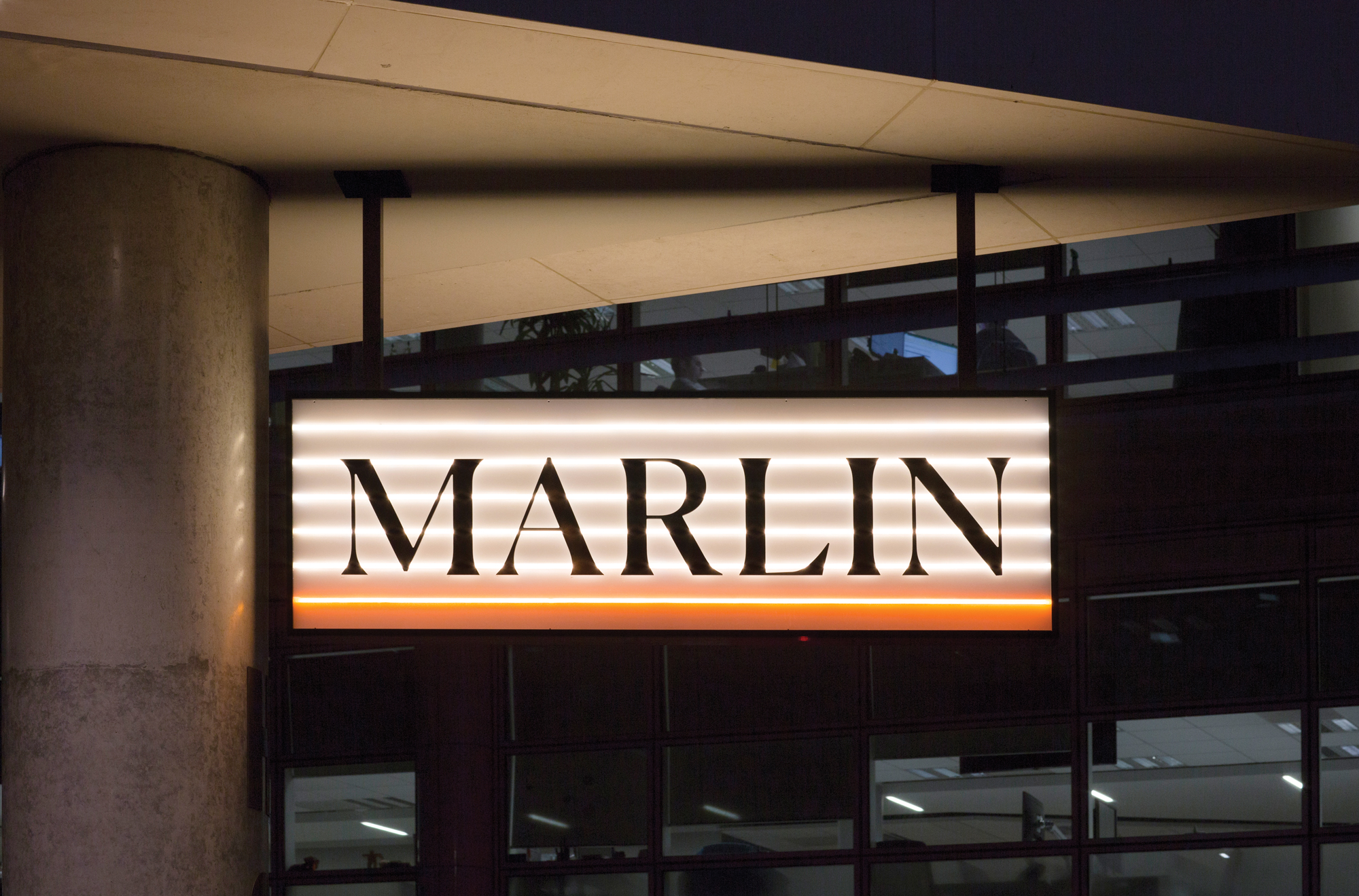 Cover image: Marlin Hotel