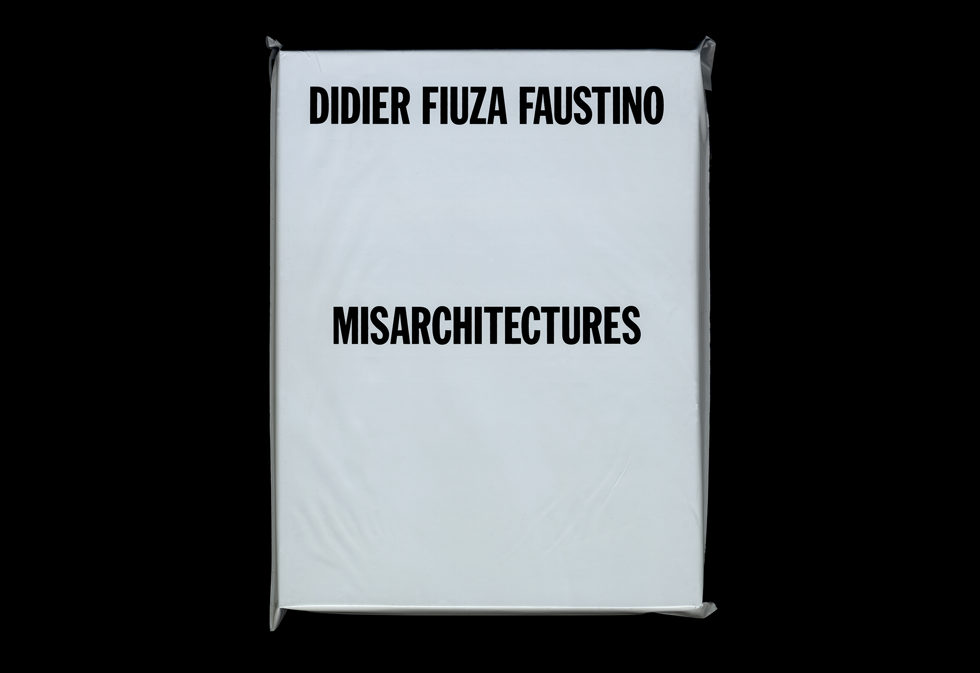 Cover image: Misarchitectures (2015)