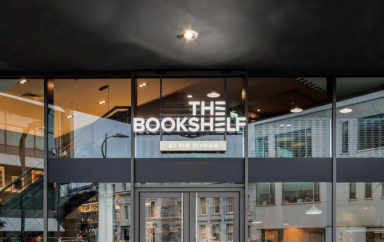 Cover image: The Bookshelf