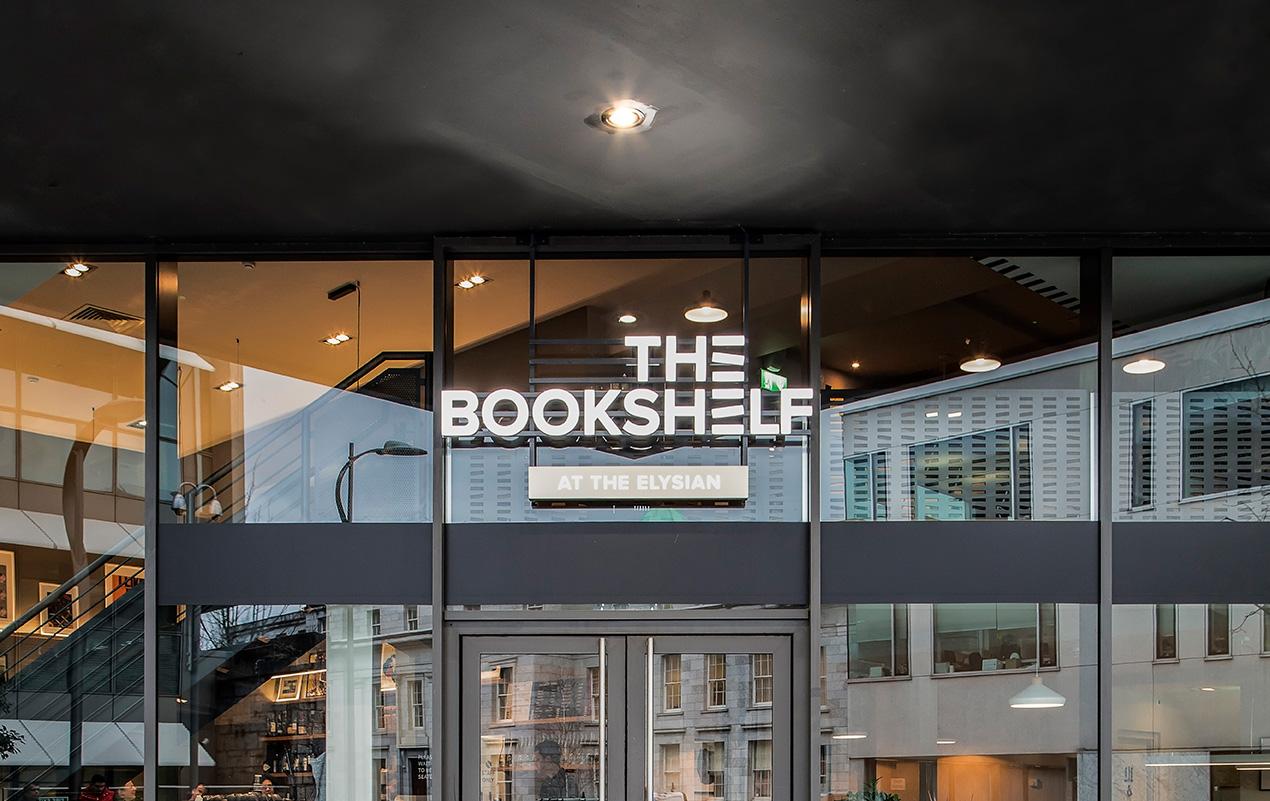 Cover image: The Bookshelf