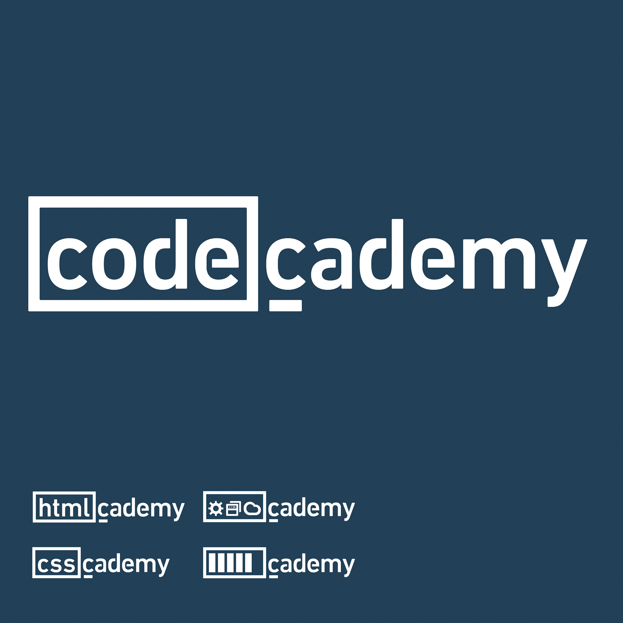 Cover image: Codecademy Identity