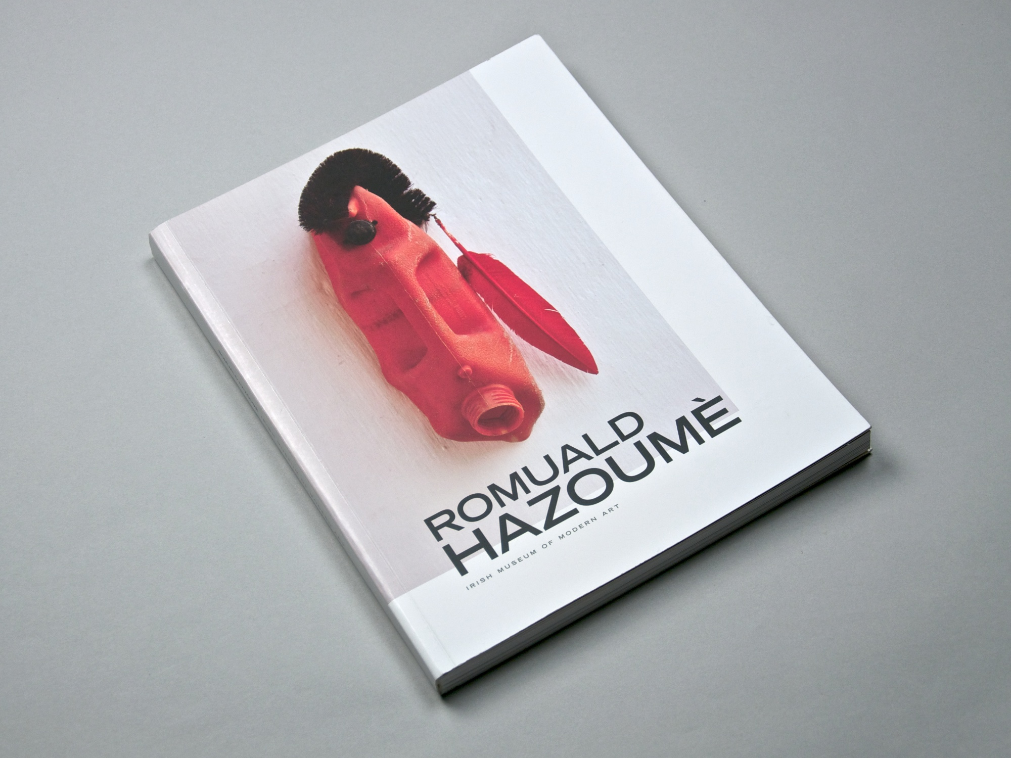 Cover image: Romuald Hazoumè Catalogue (2011)
