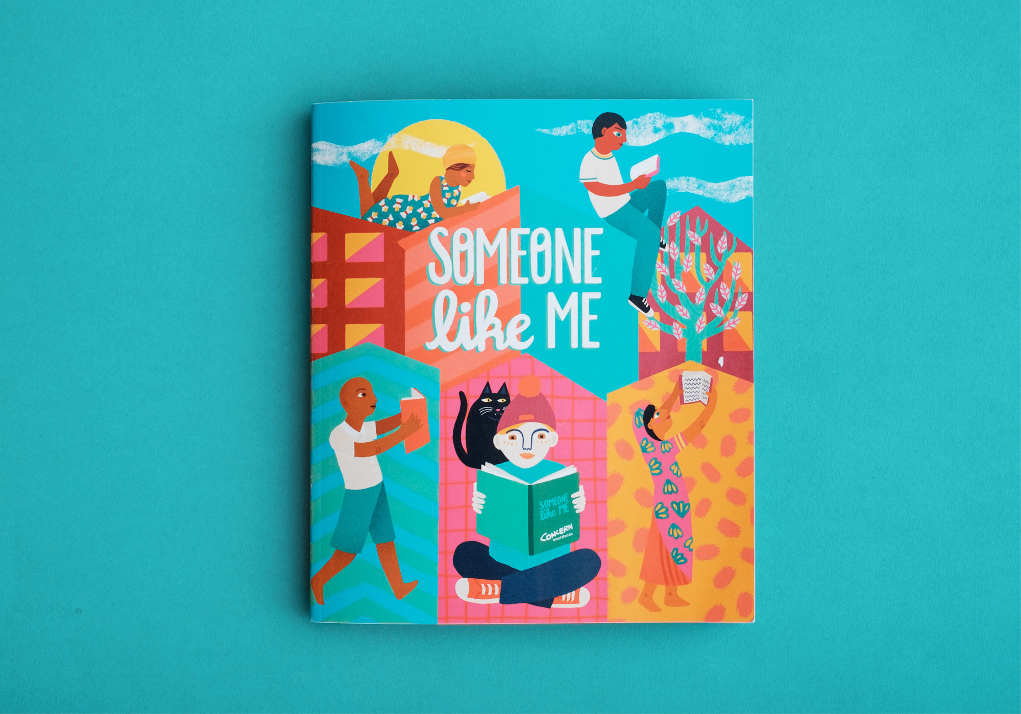 Cover image: Someone Like Me