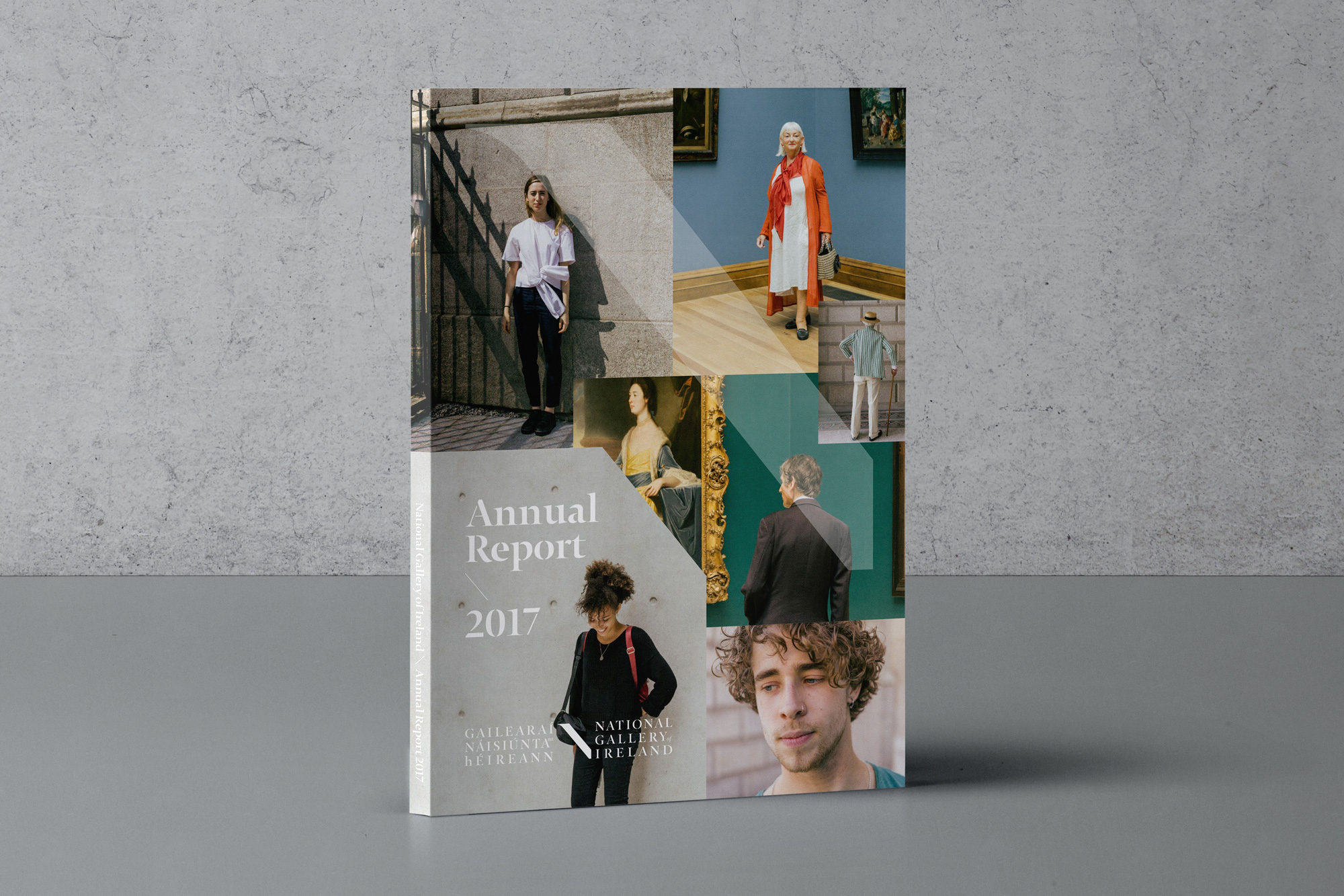 Cover image: National Gallery of Ireland Annual Report