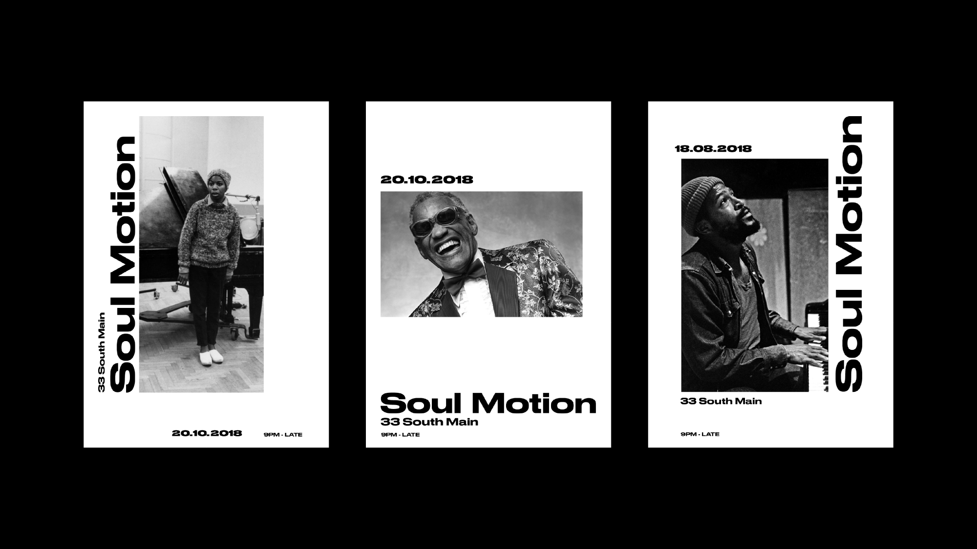 Cover image: Soul Motion