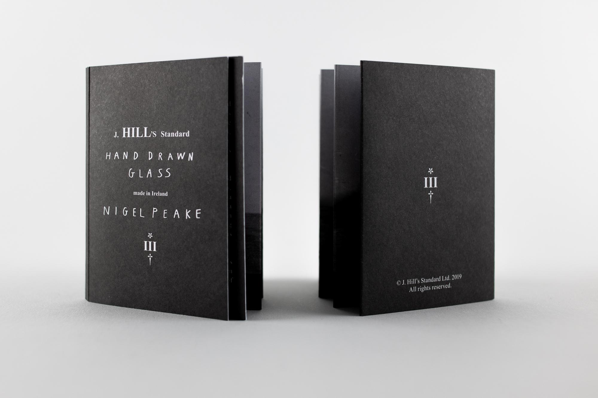 Cover image: J. HILL's Standard Leporello