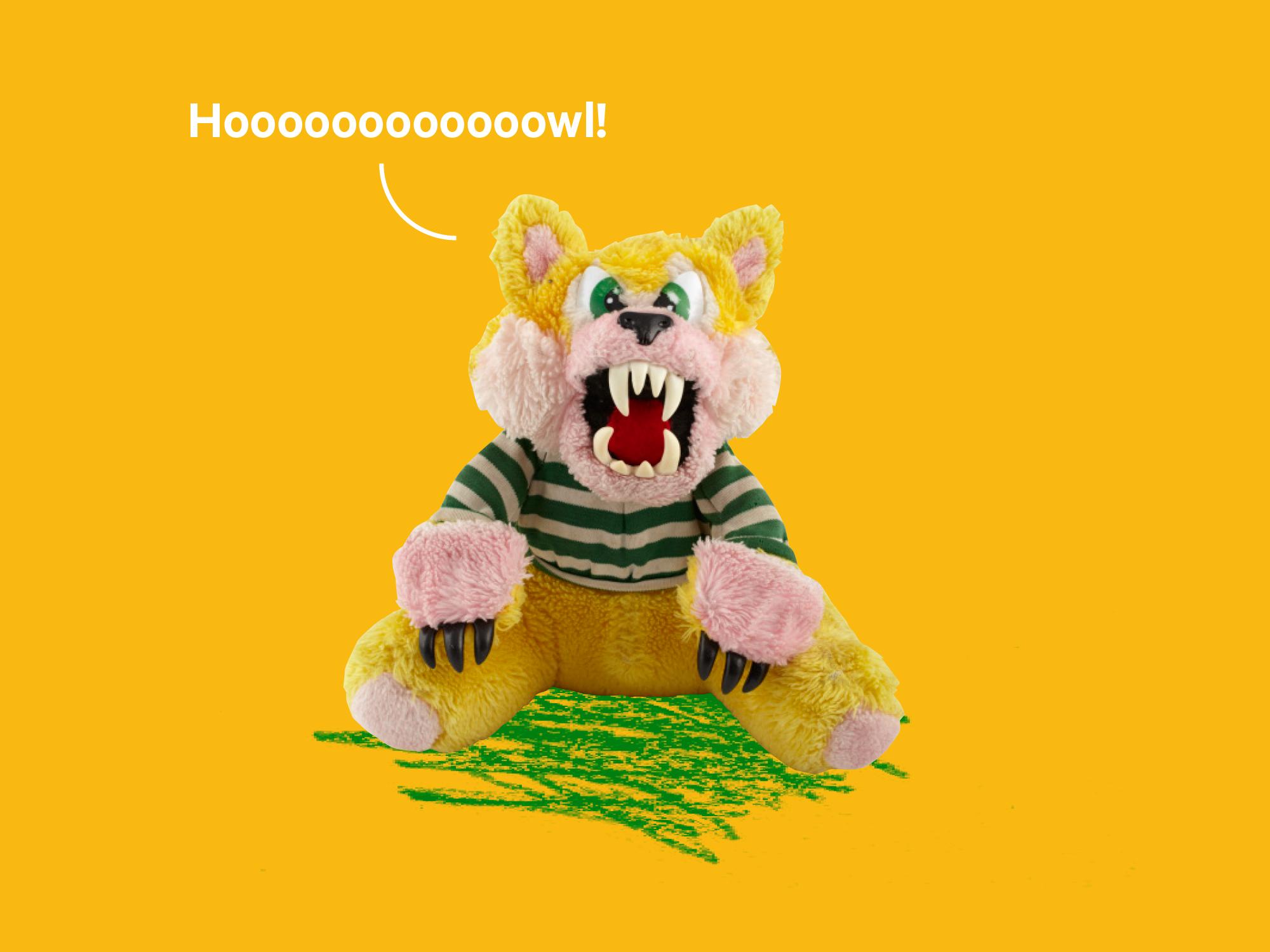 Cover image: Ark teddy bear