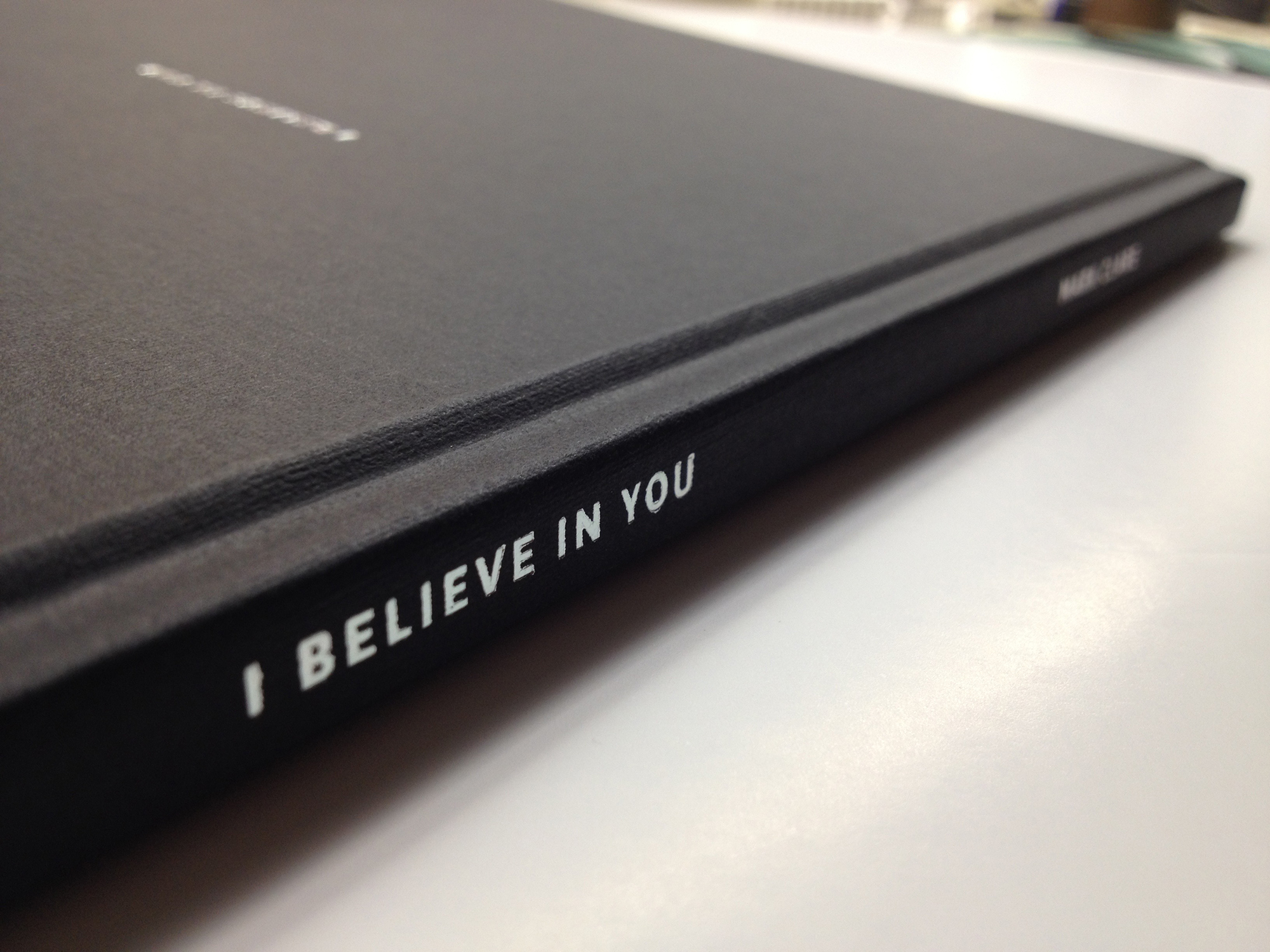 Cover image: I BELIEVE IN YOU: Mark Clare