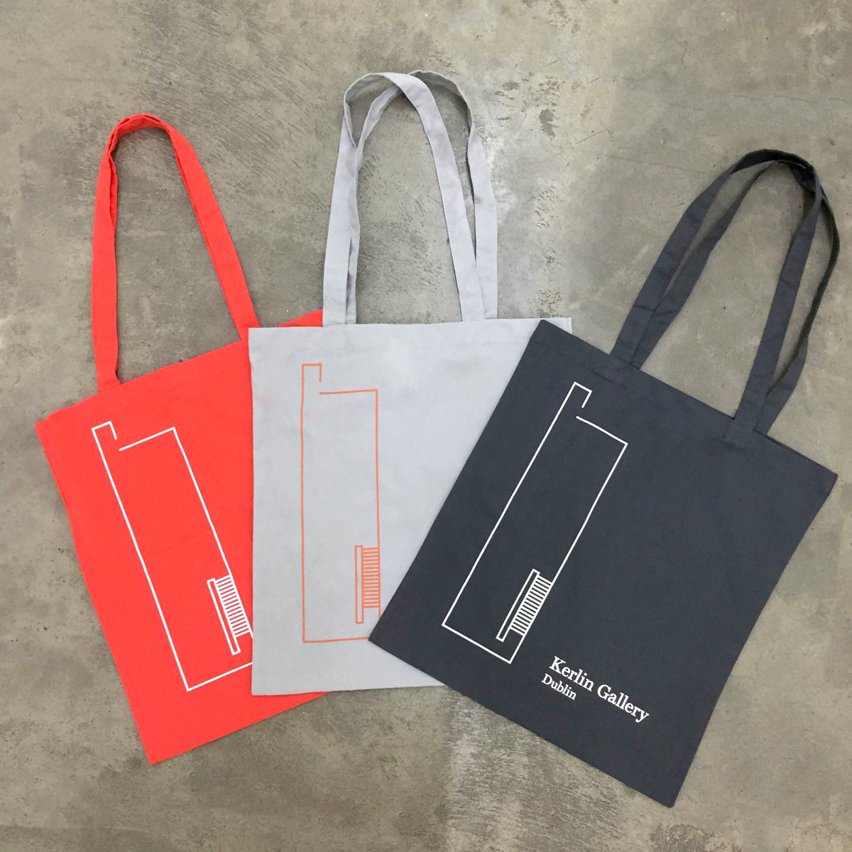 Cover image: Kerlin Gallery Tote Bag