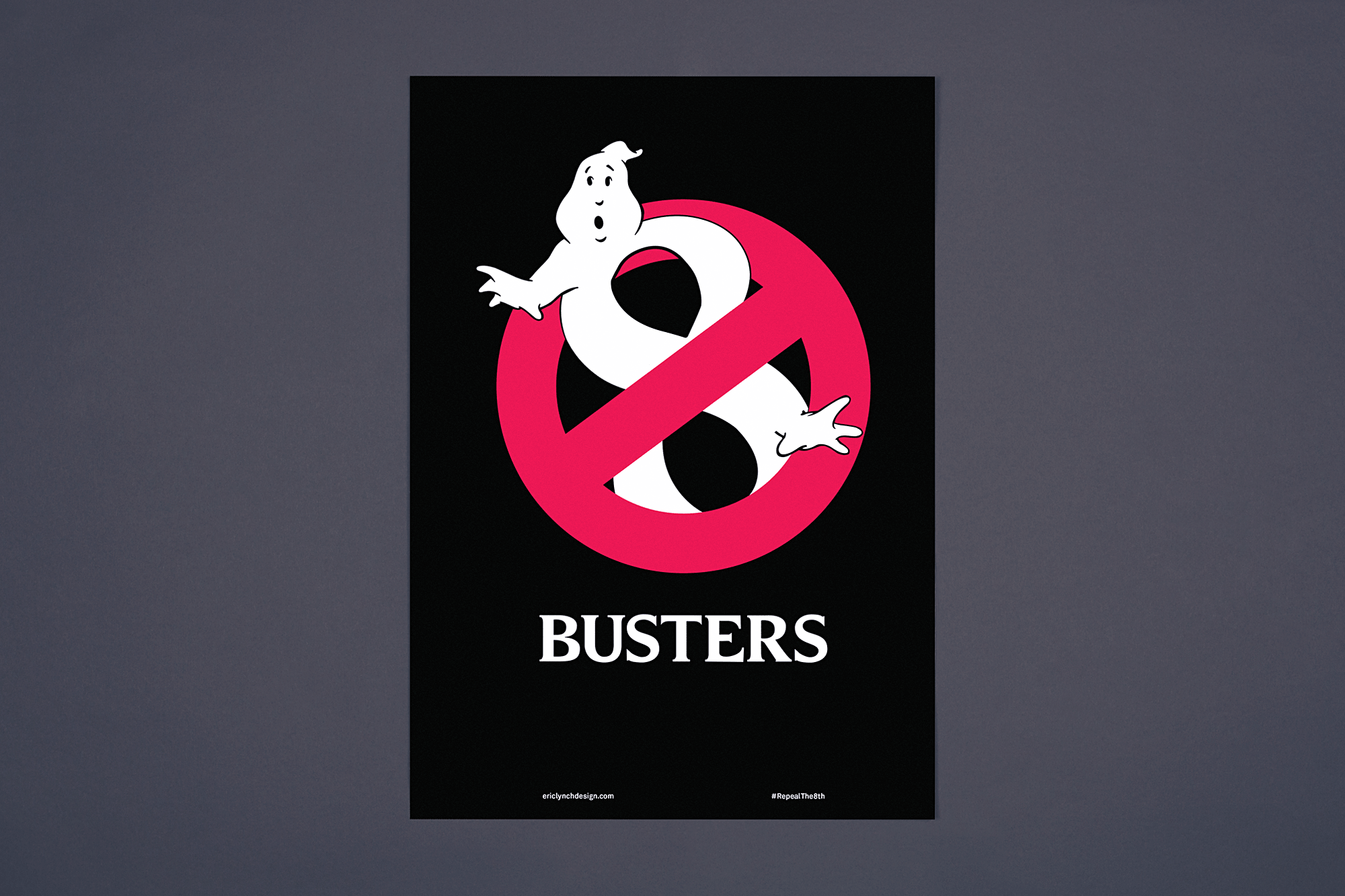 Cover image: 8thBusters
