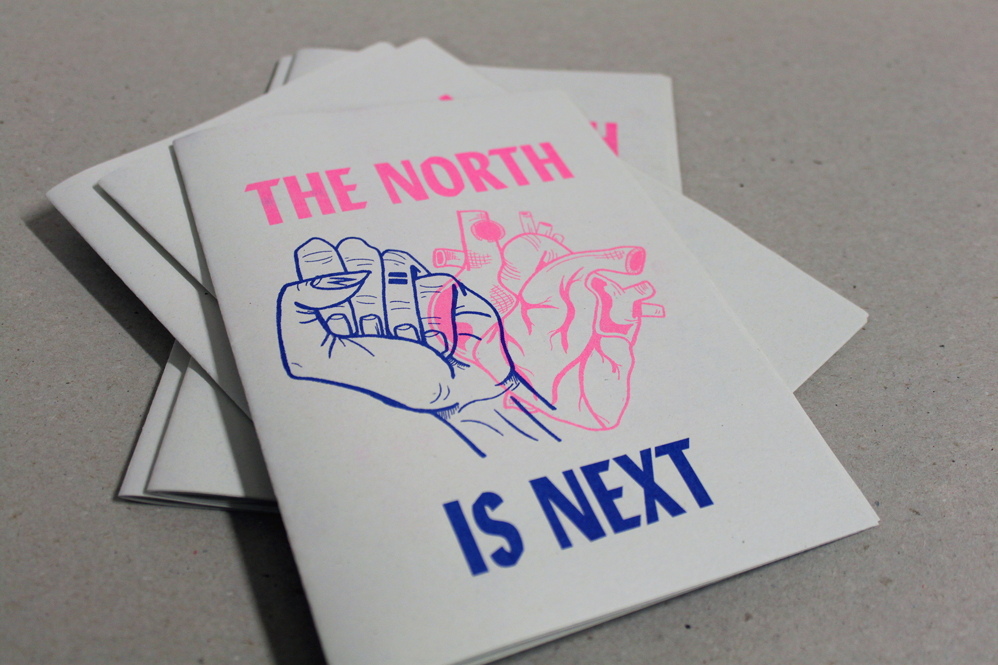Cover image: The North is Next