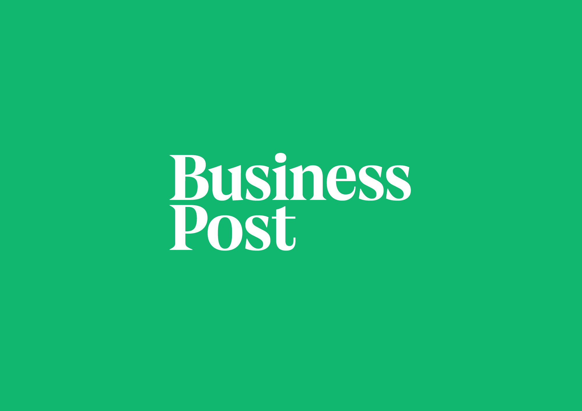 Cover image: Business Post