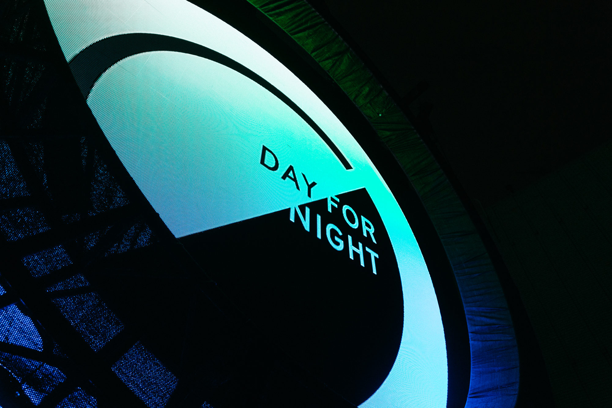 Cover image: Day for Night 2016 Branding
