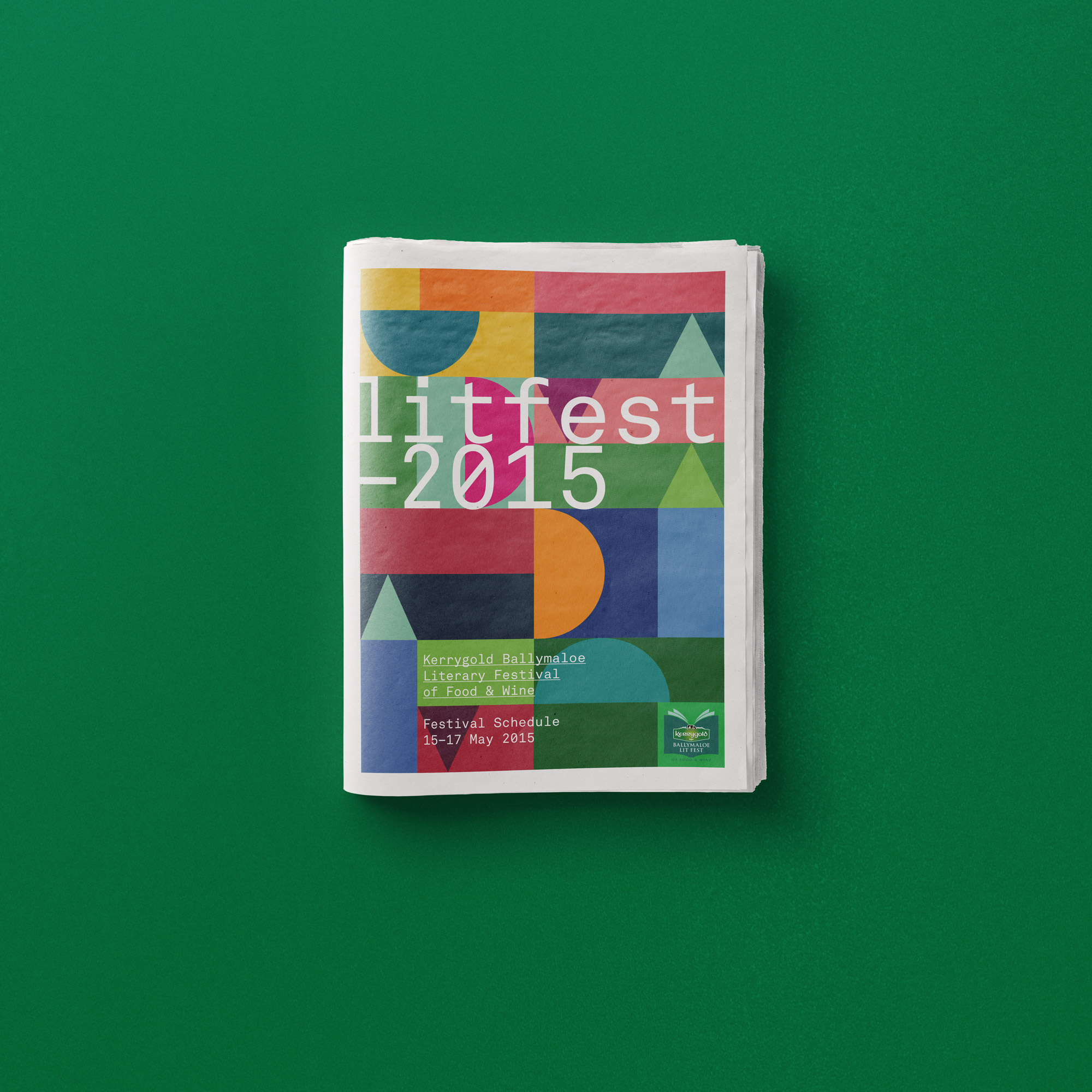 Cover image: Ballymaloe Litfest 2015