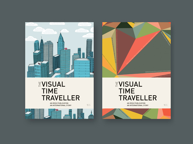 Cover image: The Visual Time Traveller