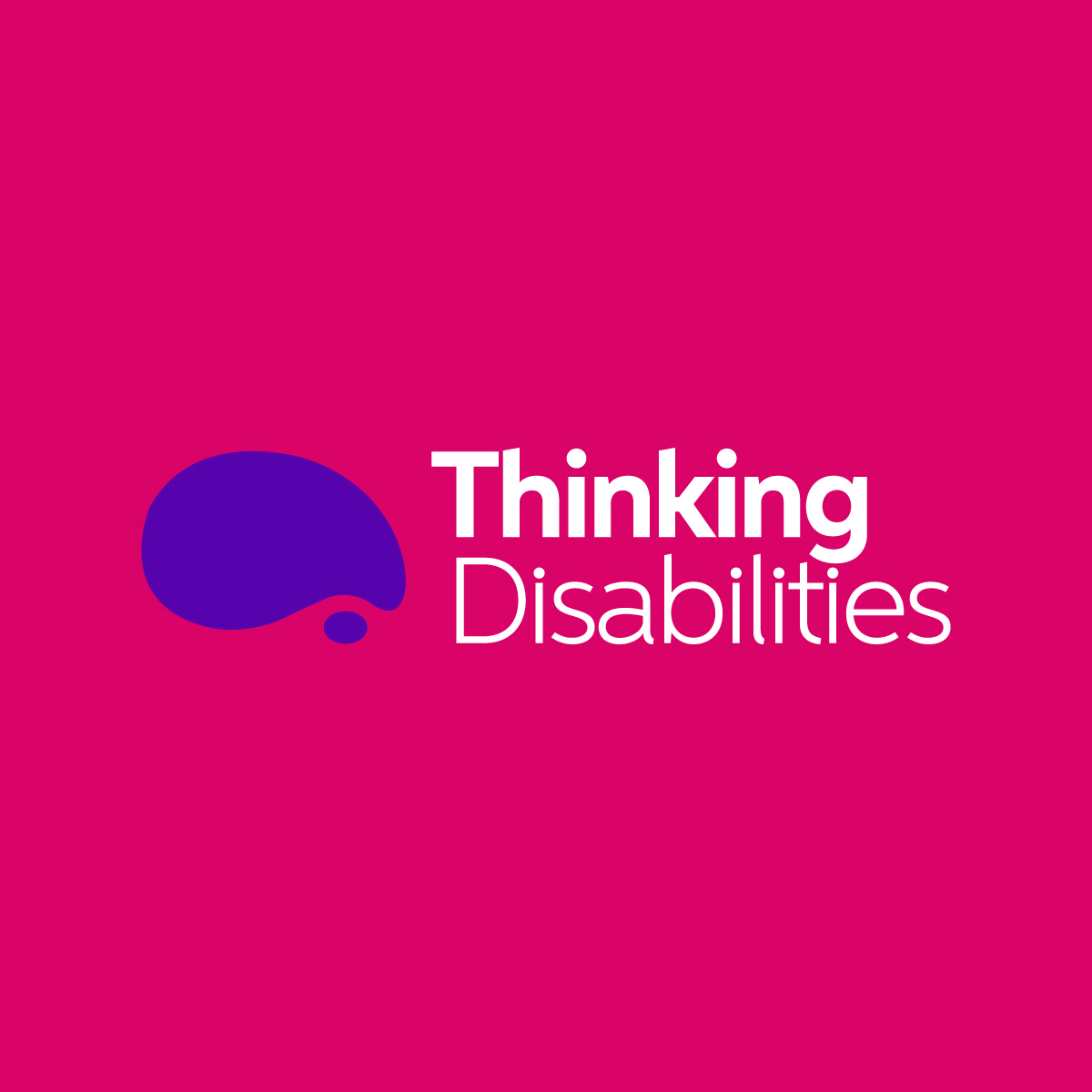 Cover image: Thinking Disabilities