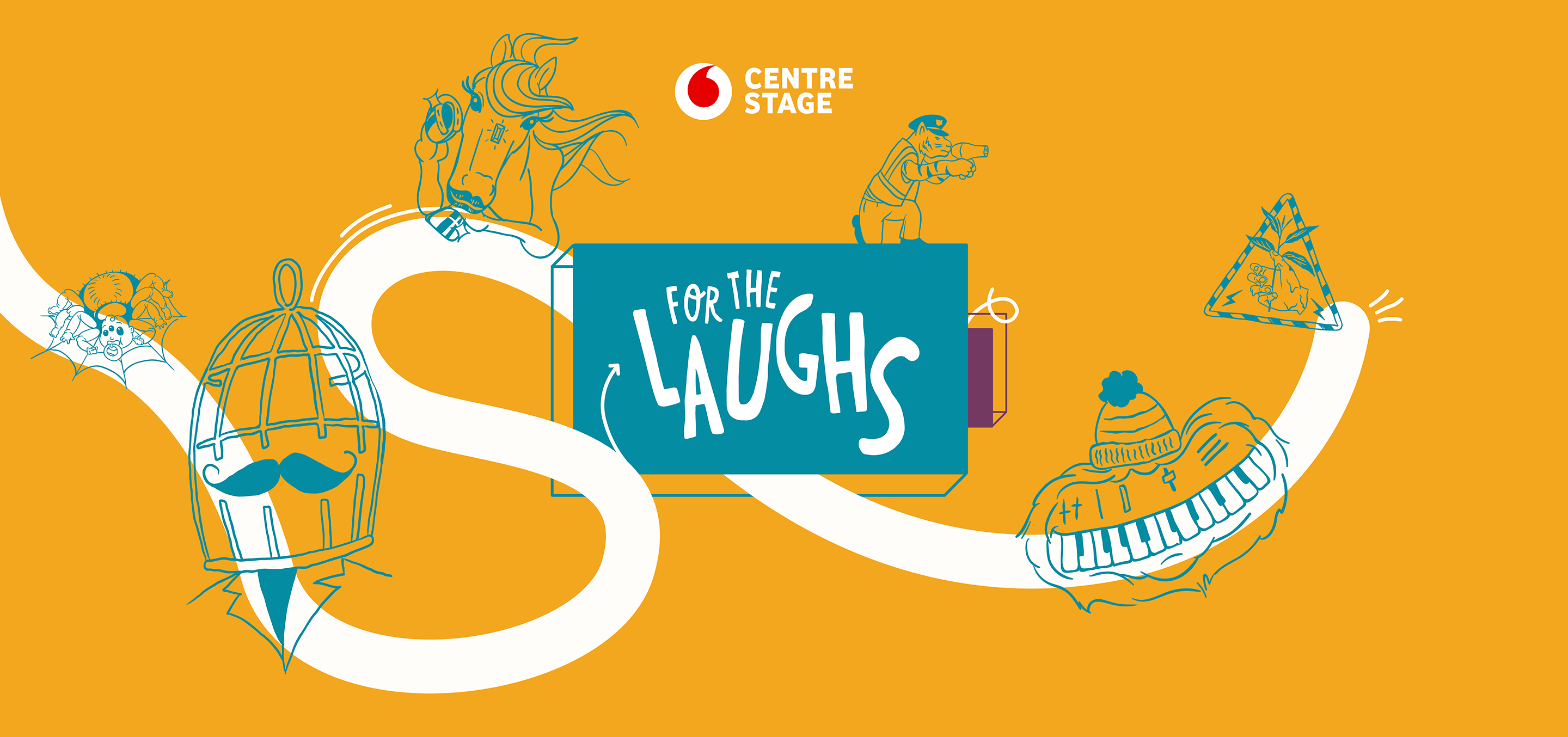 Cover image: Vodafone Centre Stage 2018 ID
