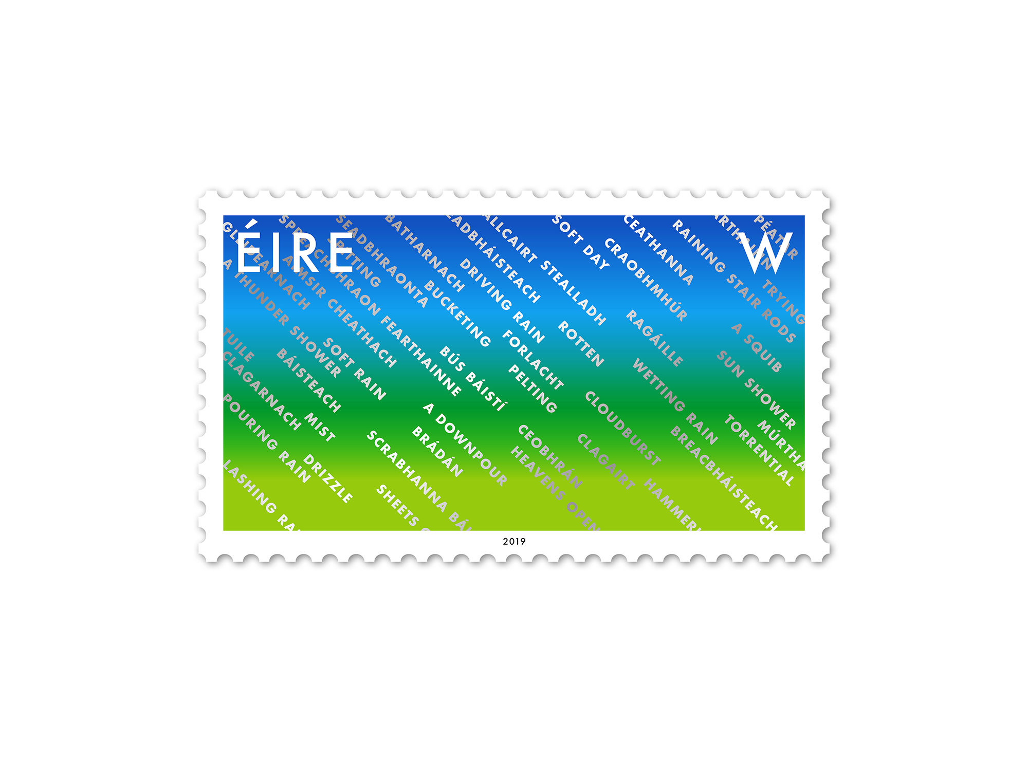 Cover image: A Stamp for Ireland