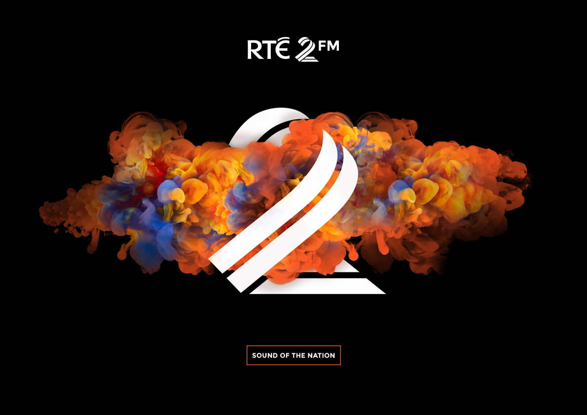 Cover image: RTÉ 2FM Brand Refresh (2015)