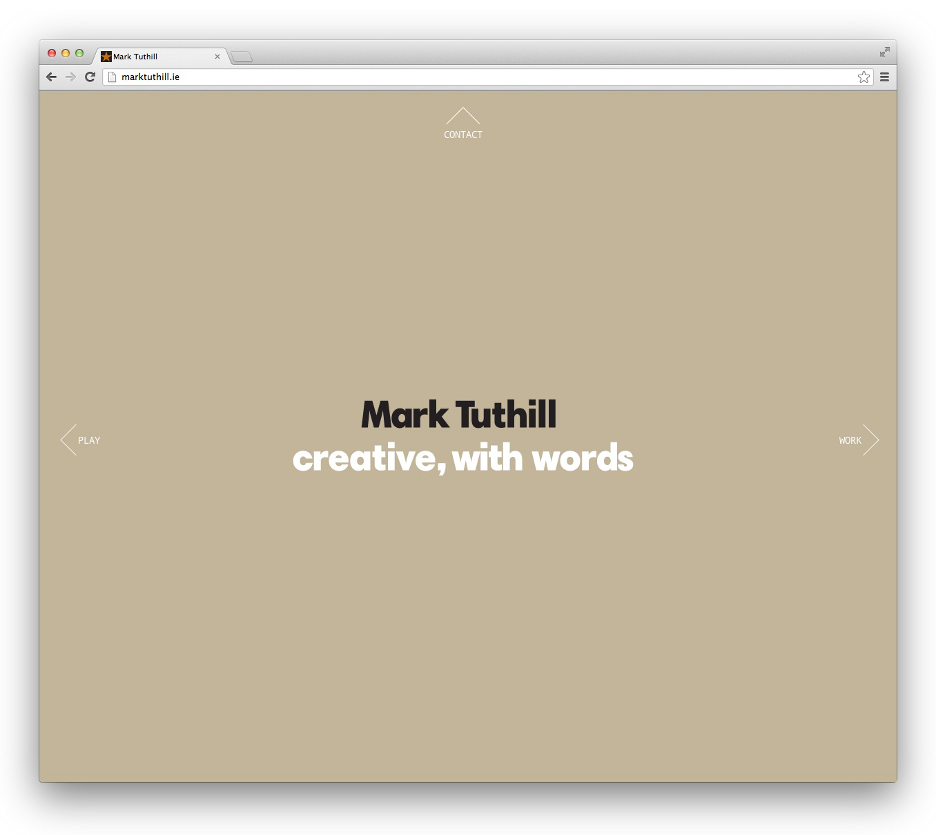 Cover image: Mark Tuthill Website