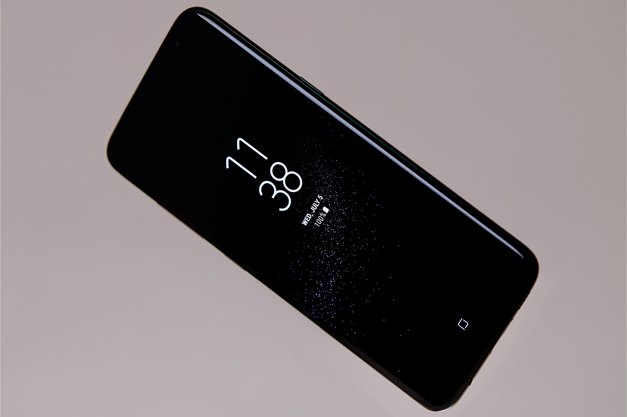 Cover image: Samsung Galaxy S8