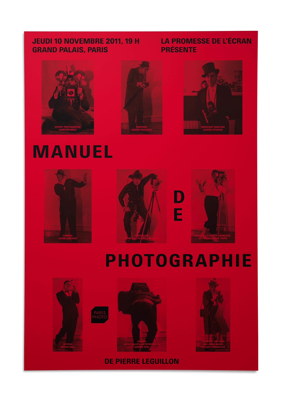 Cover image: Pierre Leguillon: Manuel de Photographie / Manual of Photography (2011 & 2013)
