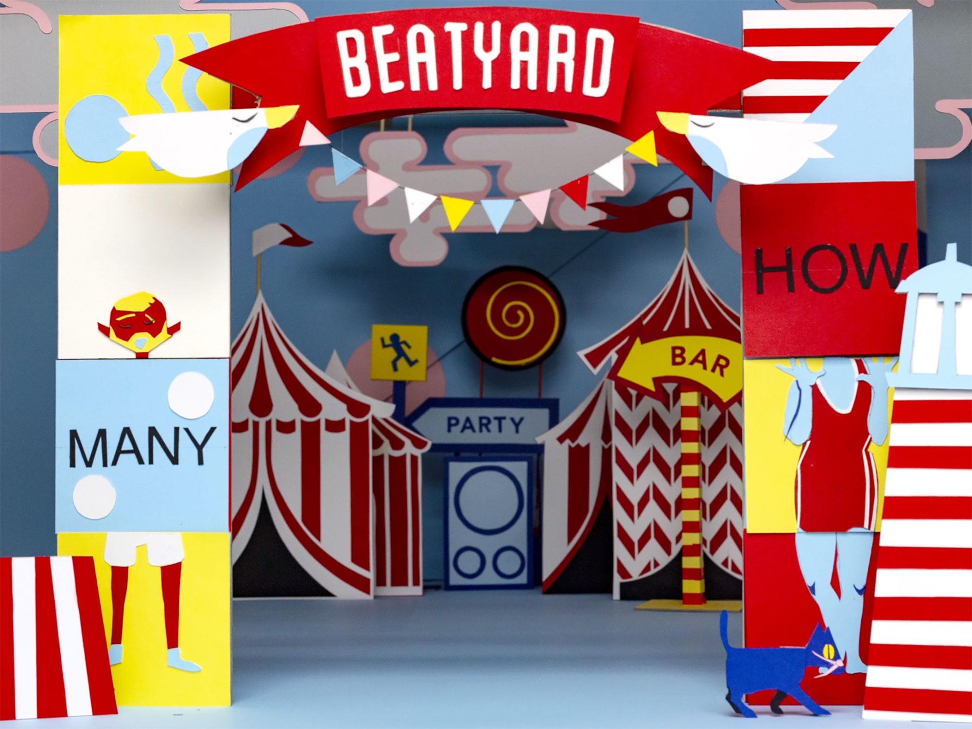 Cover image: Beatyard 018