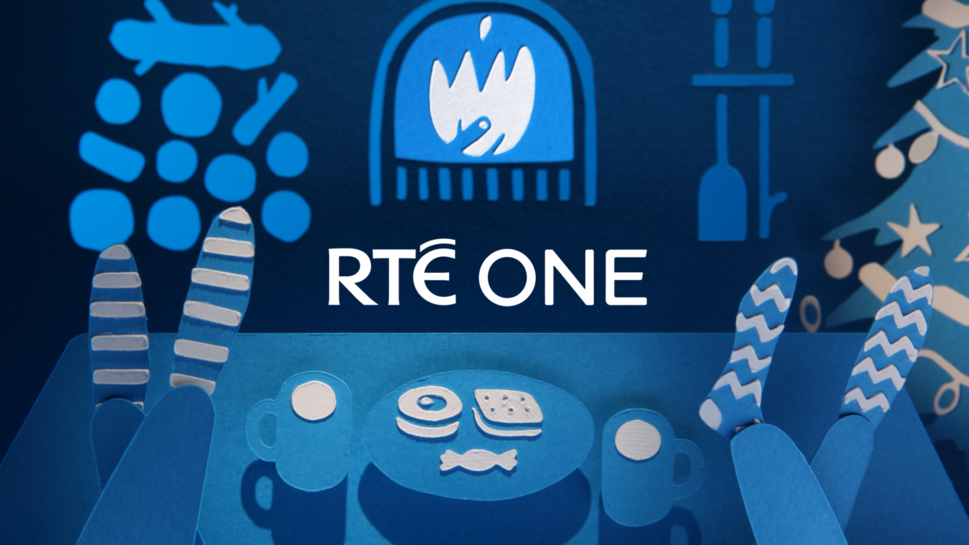 Cover image: RTÉ ONE Christmas Idents