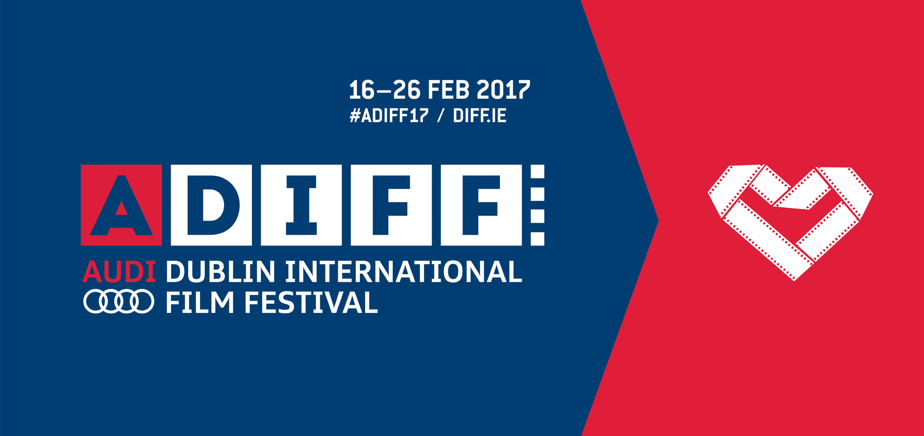 Cover image: Audi Dublin International Film Festival