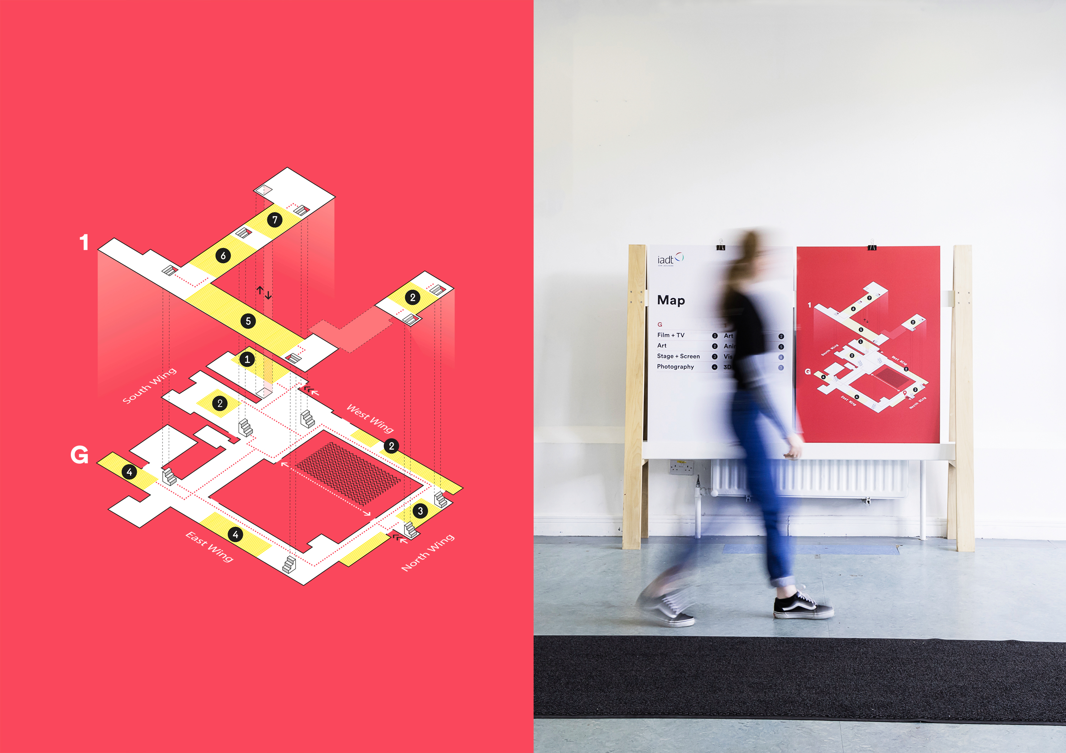 Cover image: IADT Event branding