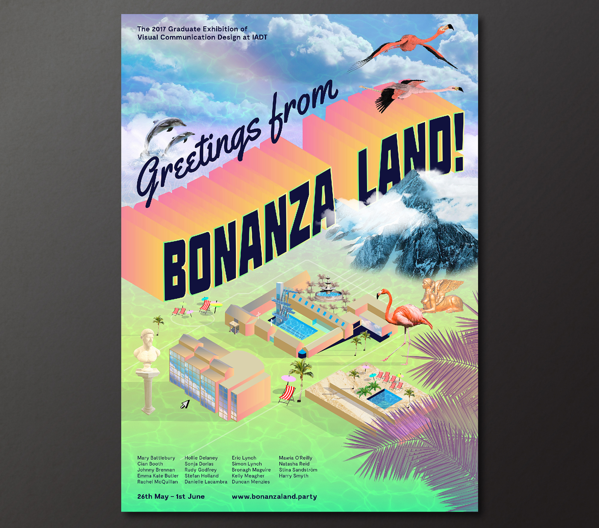 Cover image: BONANZA LAND!