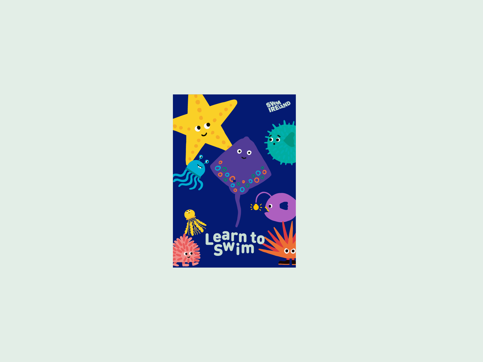 Cover image: Learn to Swim, Passport