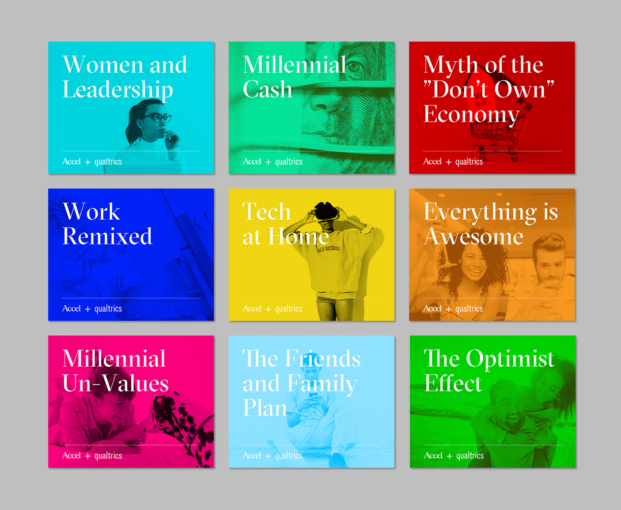 Cover image: The Millennial Series