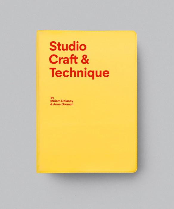 Cover image: Studio Craft & Technique (2011)