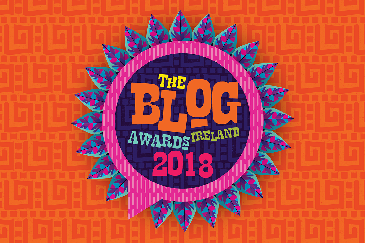Cover image: The Blog Awards Ireland 2018