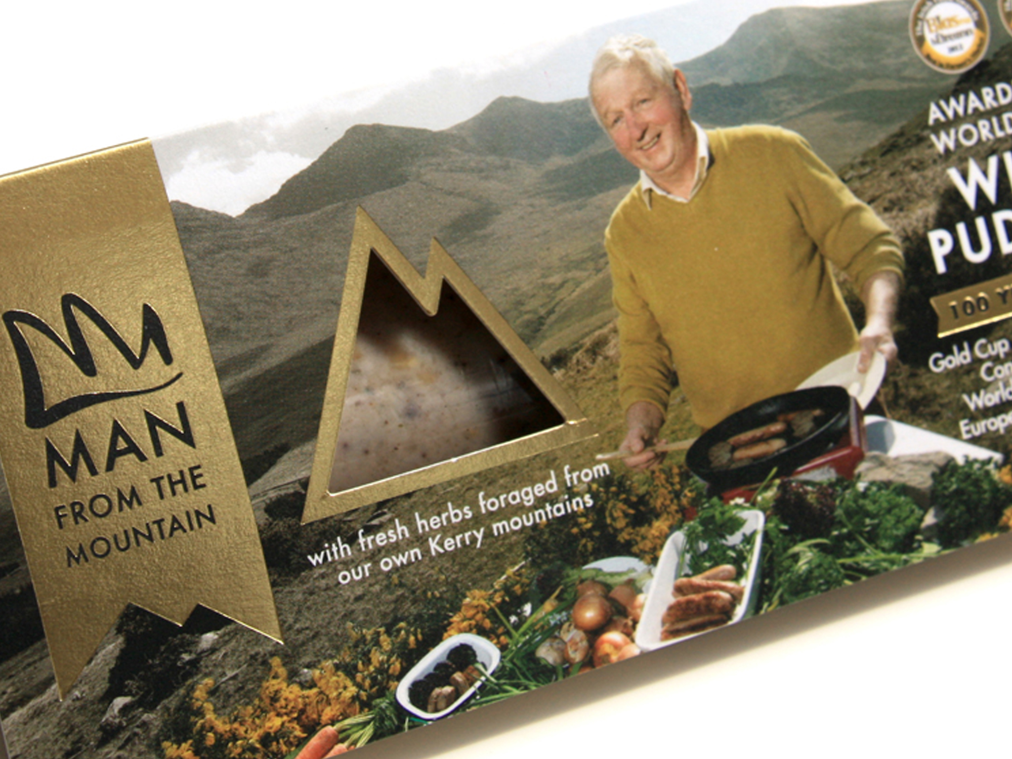 Cover image: Man from the Mountain