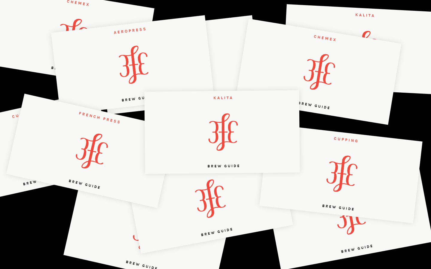 Cover image: 3FE – Brew Cards