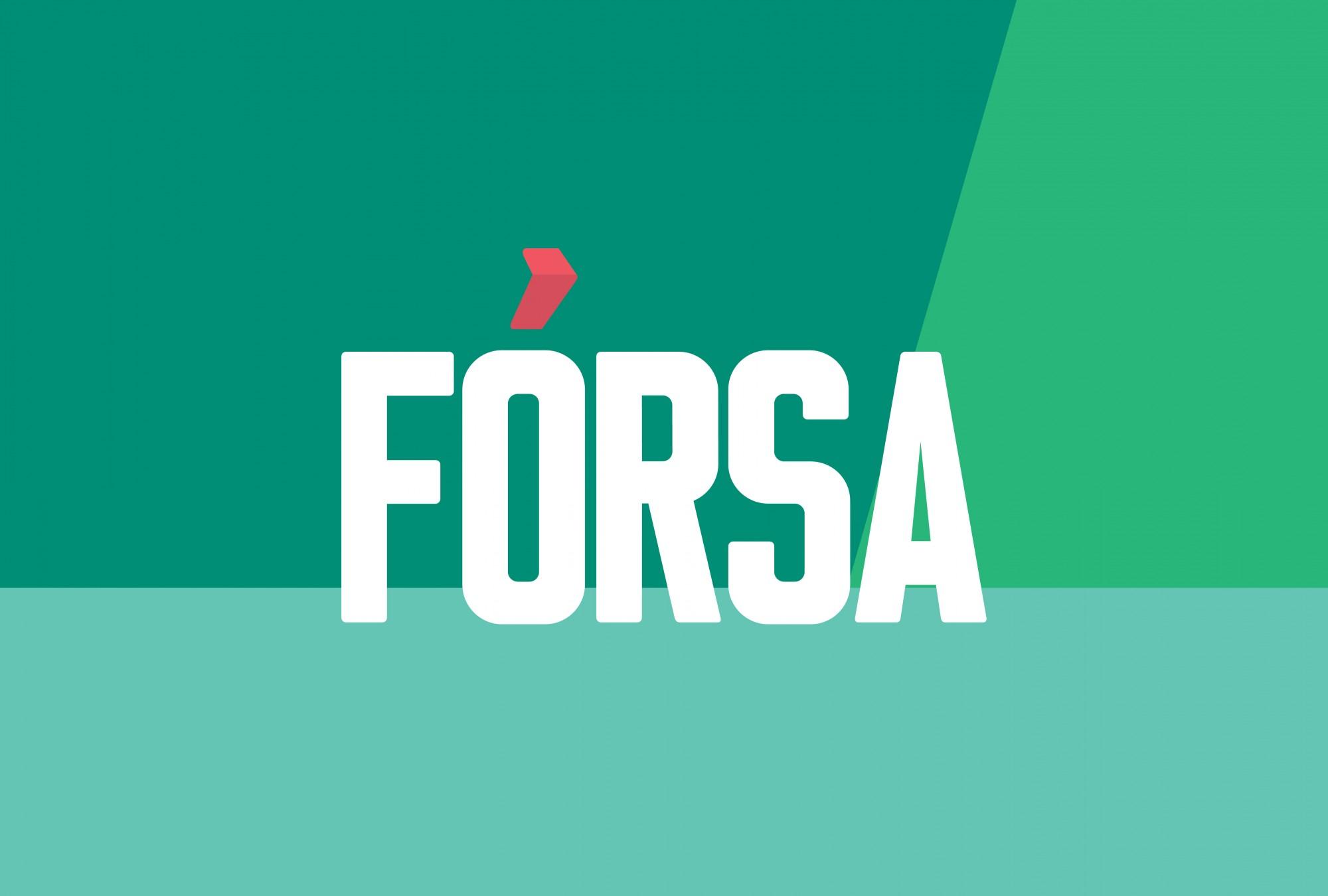 Cover image: Fórsa