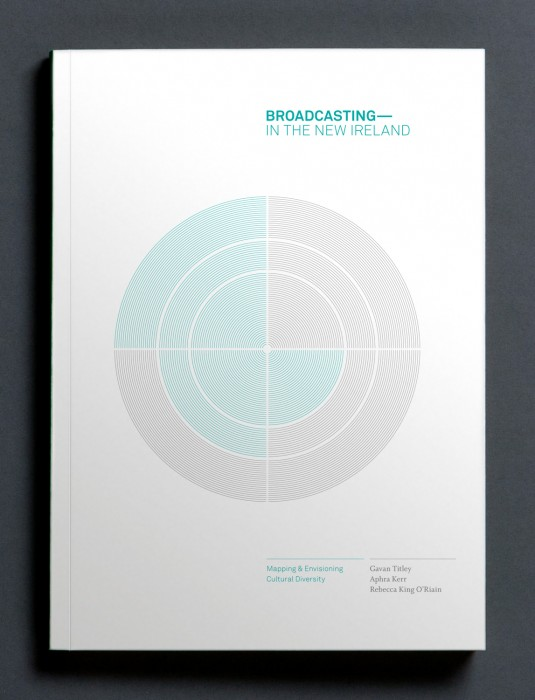 Cover image: Broadcasting In The New Ireland