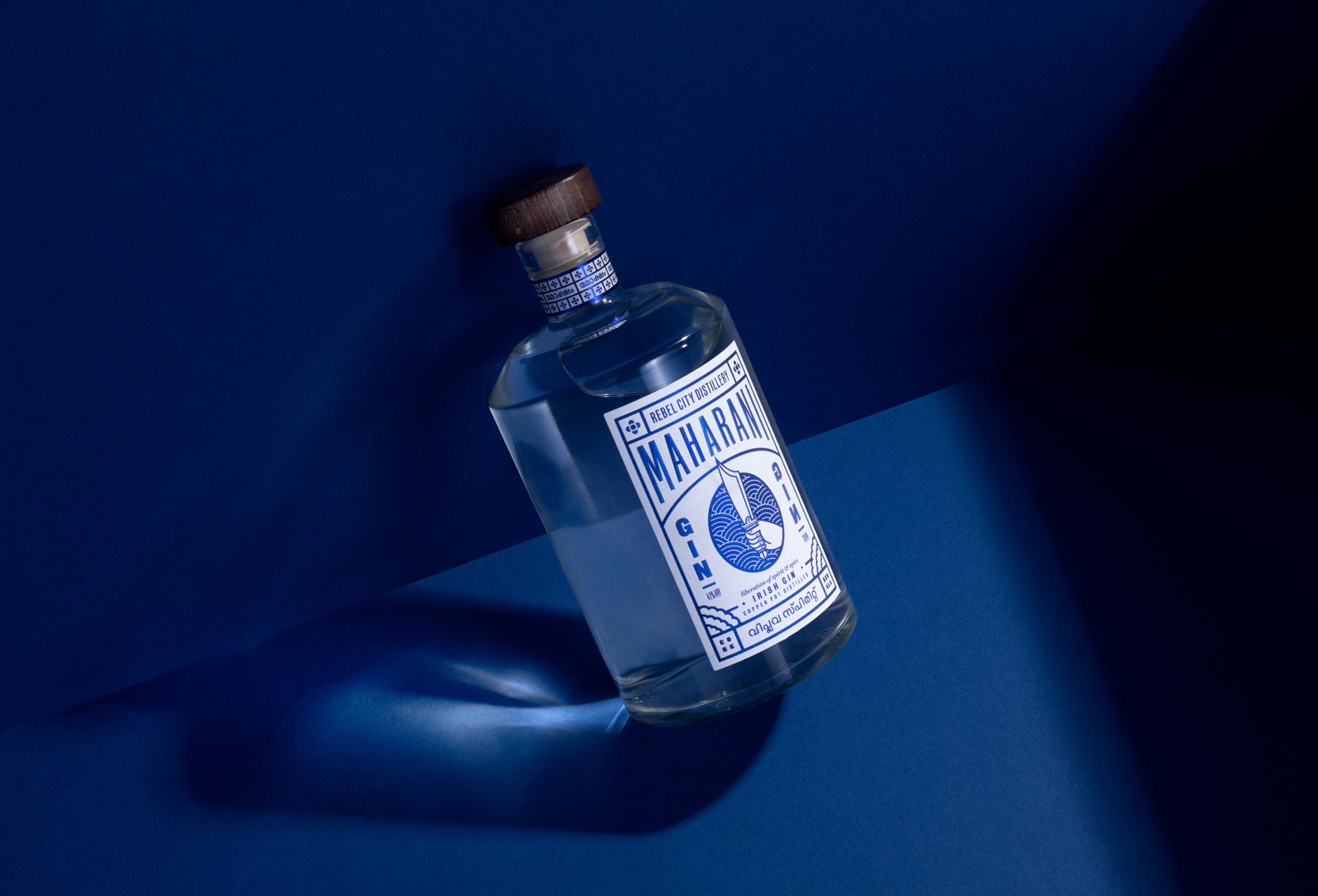Cover image: Maharani Gin