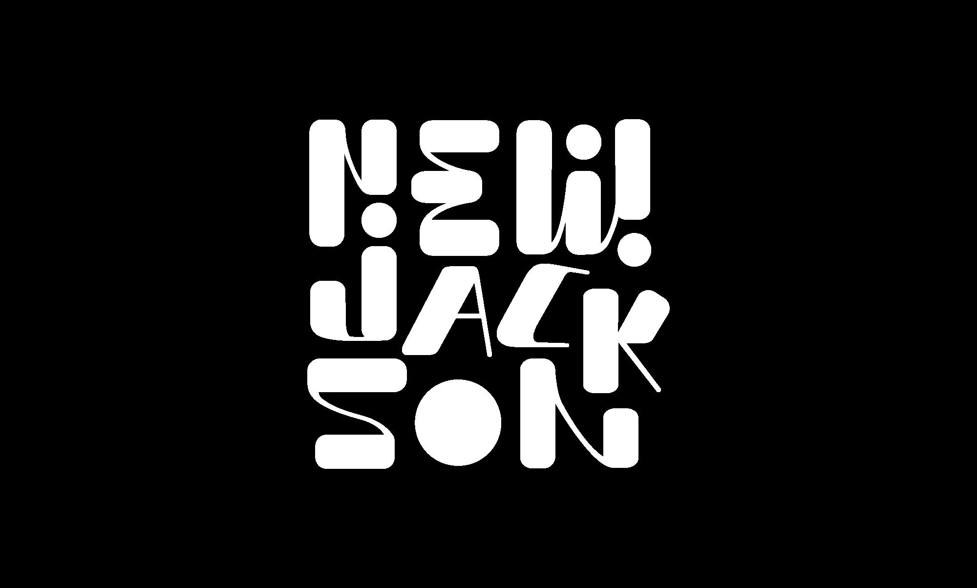Cover image: New Jackson Logo + Record Sleeve