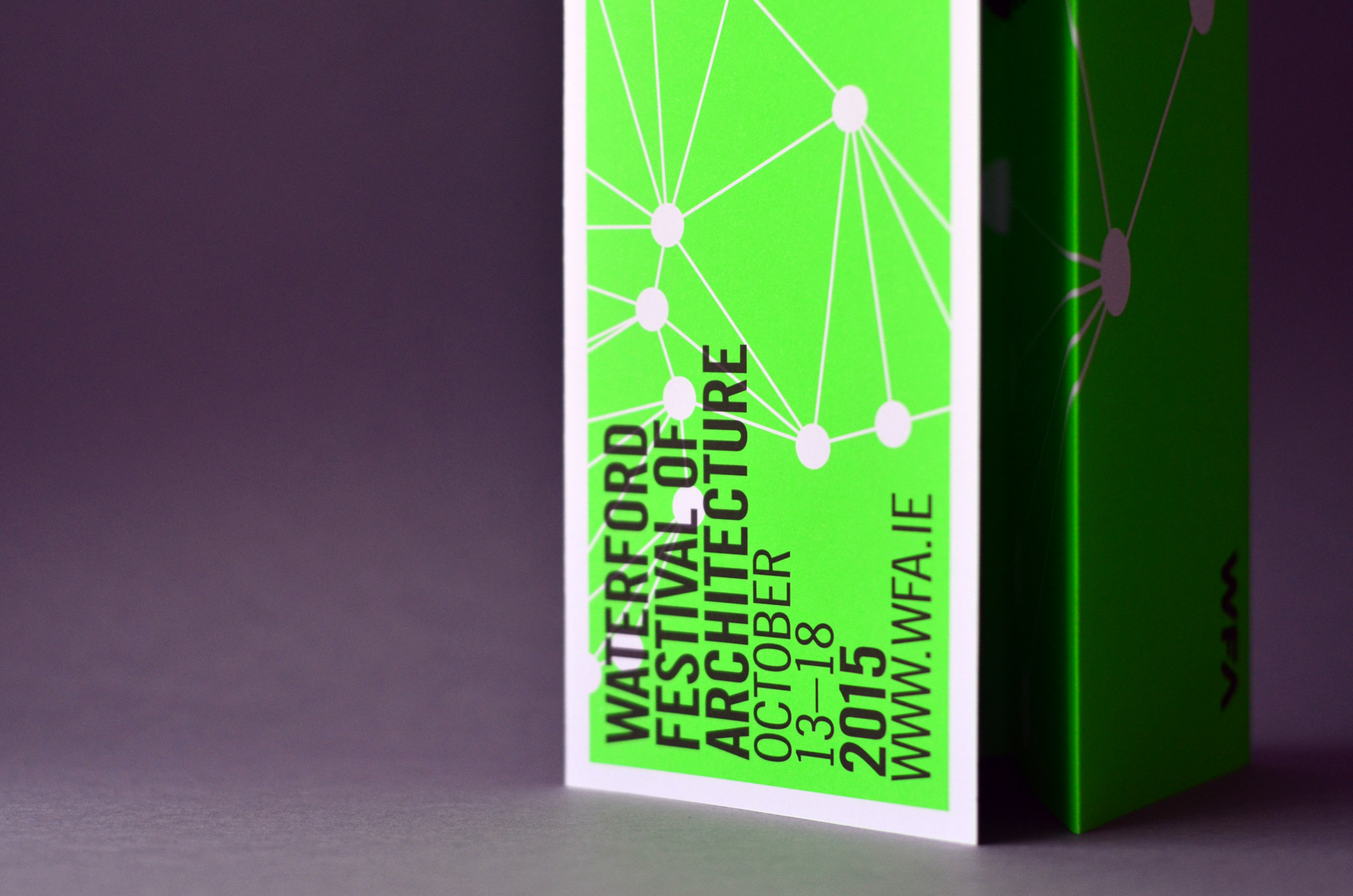 Cover image: WFA 2015 - Identity and Collateral