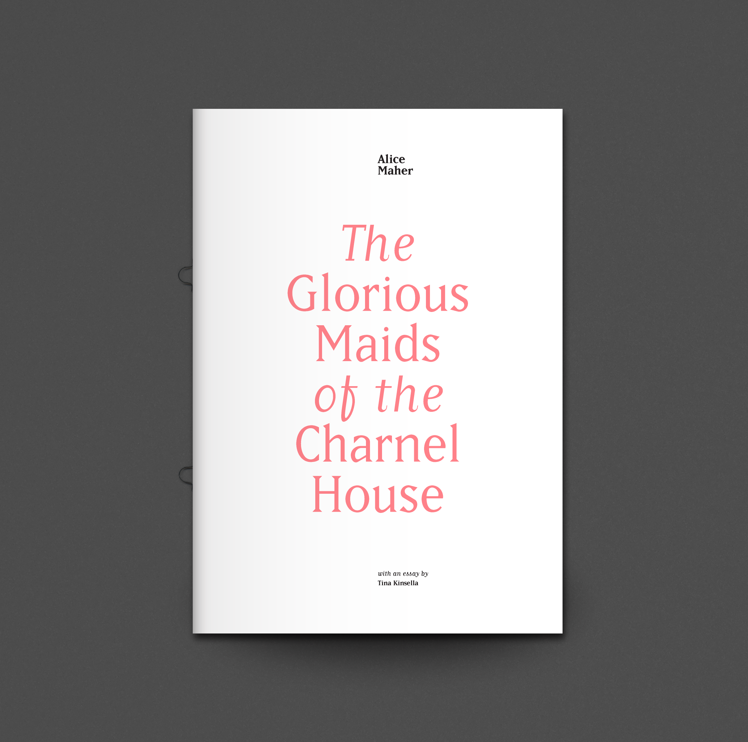 Cover image: The Glorious Maids of the Charnel House