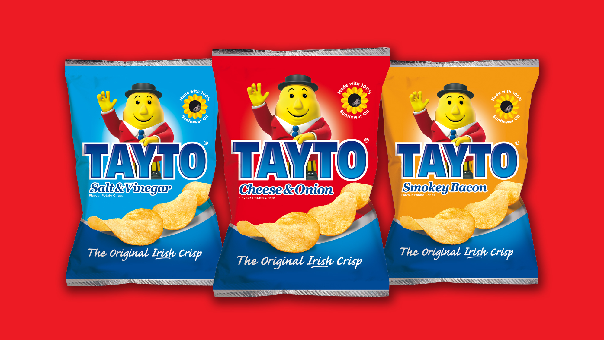 Cover image: Tayto - The Nation's Favourite