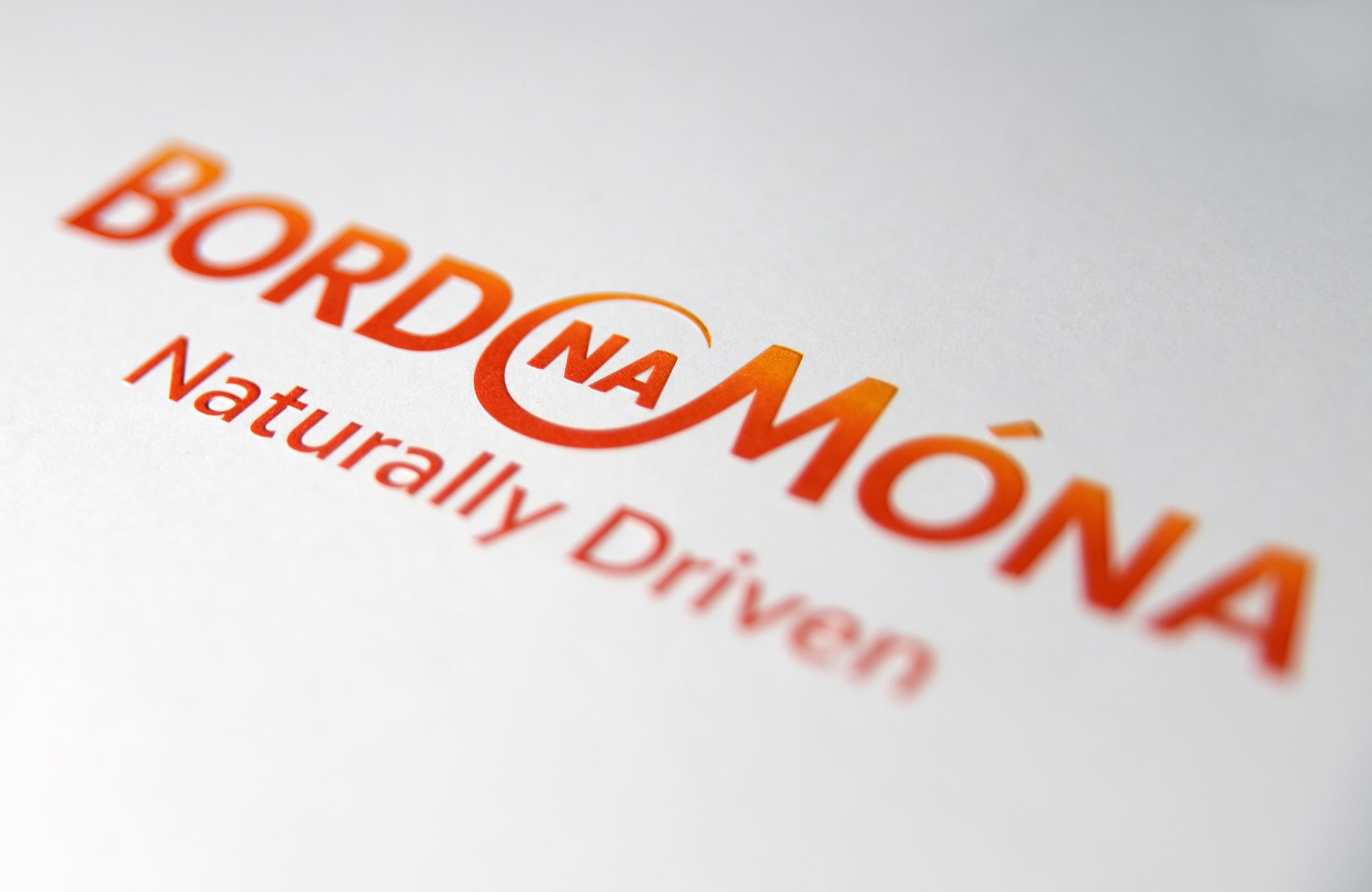 Cover image: Bord na Móna rebrand